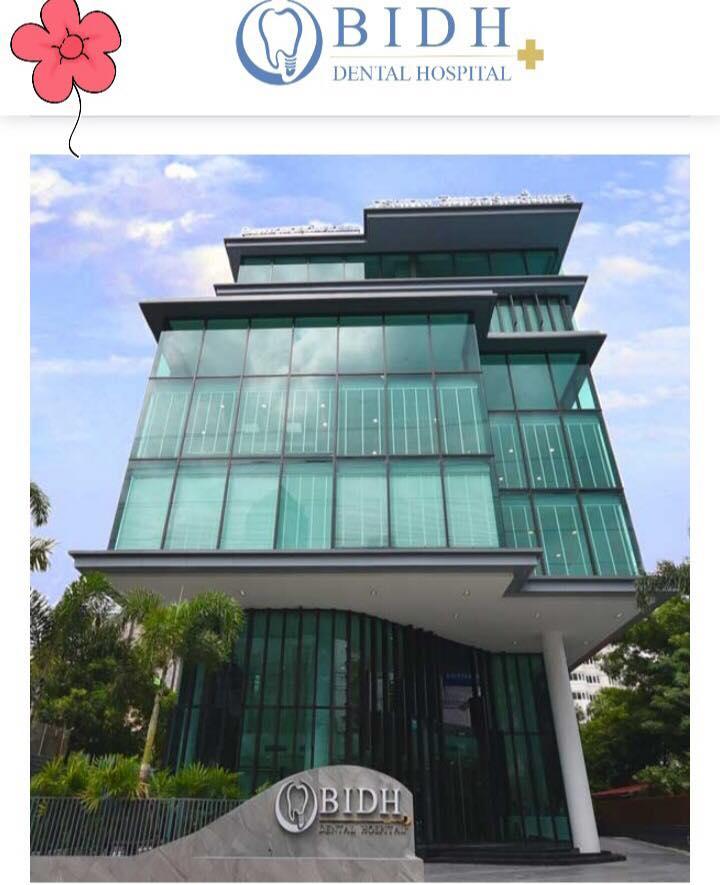 العلاج بمستشفي الاسنان في بانكوك