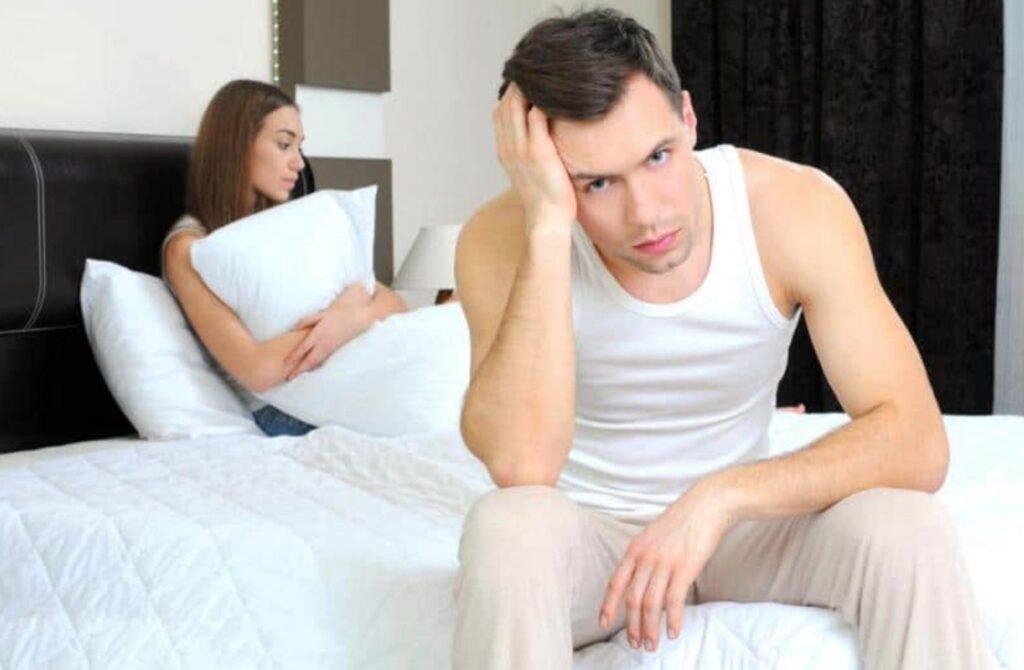 علاج سرعة القذف عند الرجال